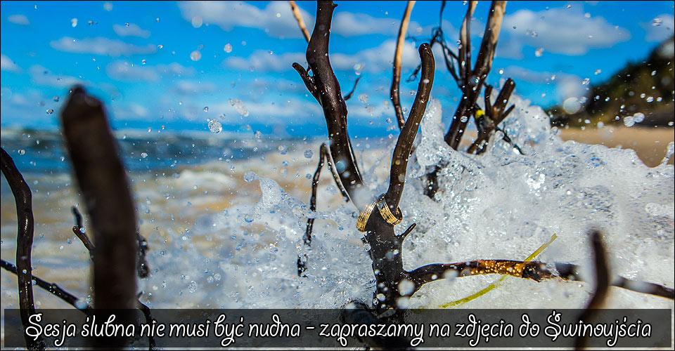 Sesja-ślubna-nie-musi-być-nudna-zapraszamy-na-zdjęcia-nad-morze-świnoujście