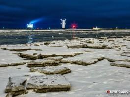 Mróz - Świnoujście - Plaża - Wiatrak