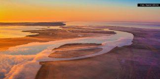 Świnoujście - Karsibór - Wschód słońca