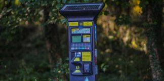 Świnoujście - Parkometr