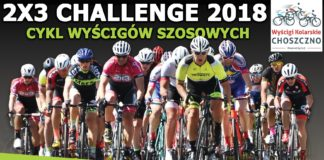 II etapu wyścigu 2x3 Challenge 2018