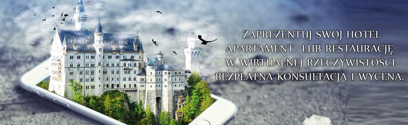 Wirtualne wycieczki - Panoramy sferycznie - Rekomendowany fotograf Google Street - Daniel SZYSZ