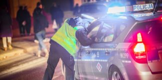 Policja - drogówka