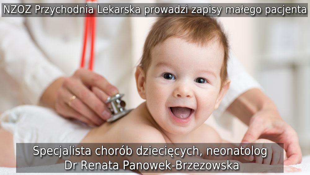 Pediatra w Świnoujściu - Zapisz dziecko do lekarza POZ