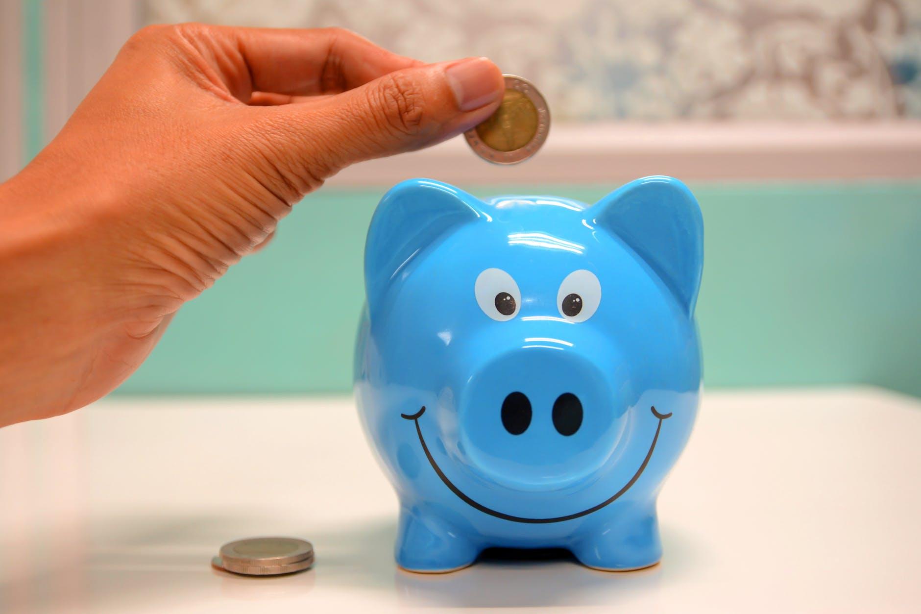Rozsądne zarządzanie pieniędzmi - oszczędzanie