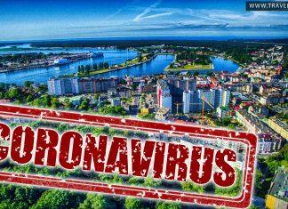 Świnoujście - Koronawirus