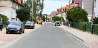 Świnoujście - Uwaga kierowcy Ulicą Gdyńską już normalnie