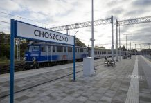 Choszczno PKP