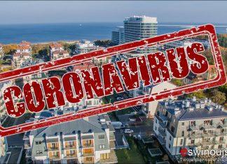 Świnoujście - Szok - 272 osób w kwarantannie - 111 pod nadzorem epidemiologicznym