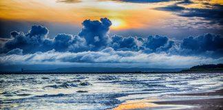 Świnoujście - Wschód słońca