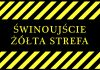 Świnoujście - Strefa żółta - Koronawirus covid 19