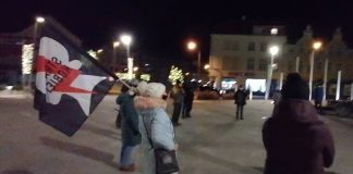 Świnoujście - Kolejna frekwencyjna lipa - Dziśprotestowała sekcja seniorów - O której są protesty młodzieży