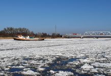 """Koniec lodołamania w Szczecinie. """"Sytuacja jest mocno ustabilizowana"""""""