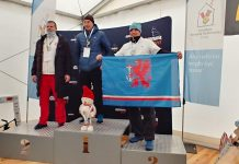 Michał Stefaniak na Międzynarodowych zawodach pływania zimowego – GWSC