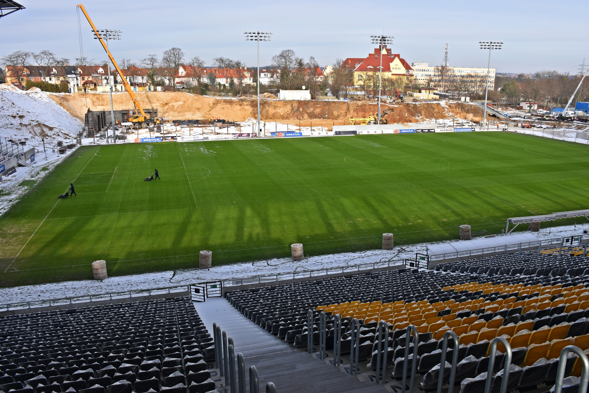 Szczecin - Stadion Miejski