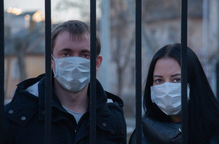 Koronawirus - Segregacja ludzi