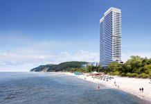 Międzyzdroje - 33 piętrowy apartamentowiec powstanie tuz przy plaży
