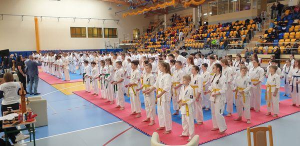 Mistrzostwa Makroregionu Zachodniego oraz Międzywojewódzkie Mistrzostwa Młodzików w Karate Kyokushin