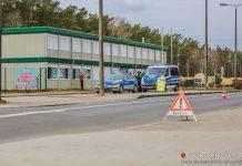 Świnoujście - Zobacz jak wygląda sytuacja na przejściu granicznym w Świnoujściu - Testy na granicy