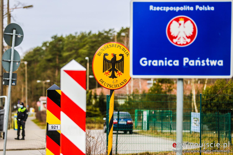 Sytuacja Na Granicy Polsko Niemieckiej Dzisiaj