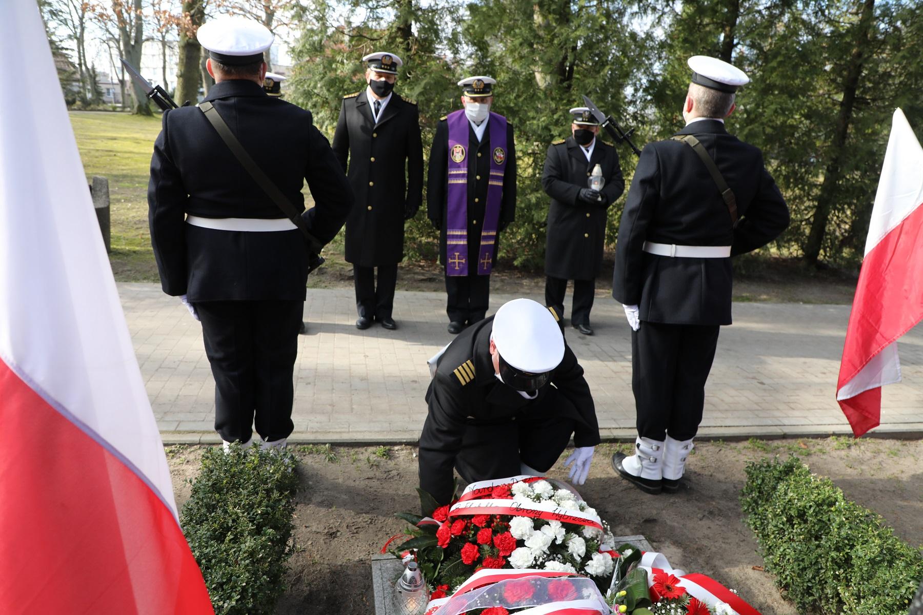 Marynarka Wojenna - Narodowy Dzień Pamięci