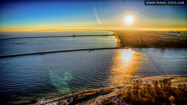 Świnoujście – Dzień dobry – zapraszamy do Świnoujścia – Zobacz obraz z kamer – Są jeszcze wolne miejsca na plaży
