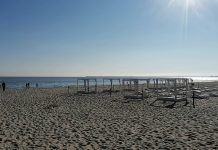 Plaża w Świnoujściu