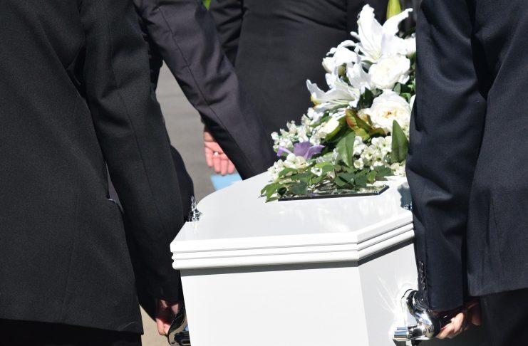 Pogrzeb - trumna