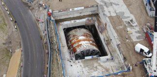 Tunel w Świnoujściu